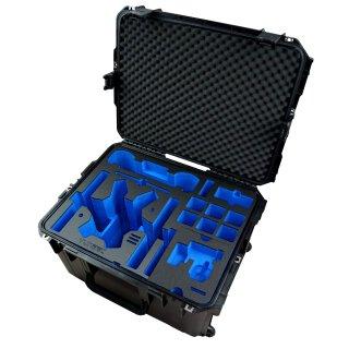 H520 und H520E Hartschalenkoffer Kunststoff