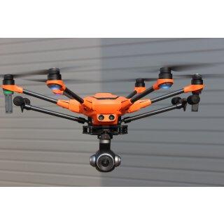 Yuneec Drohne H520E incl. Steuerung ST16E und 2 Stück Akkus für H520E und Einfachladegerät