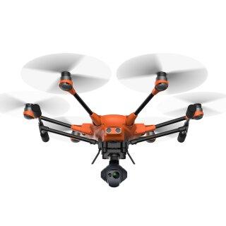 Yuneec Drohne H520 incl. Steuerung ST16S und 2 Stück Akkus für H520 und Einfachladegerät